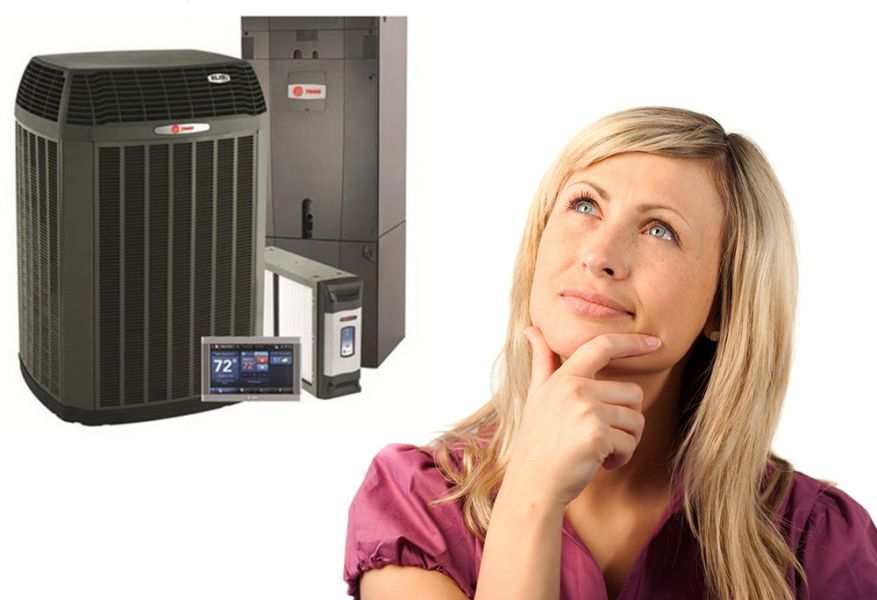 When to Replace a Furnace or Central Air Conditioning Unit