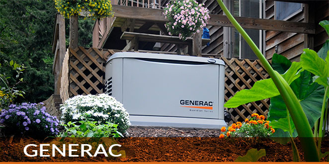 Generators: Generac Generator Systems