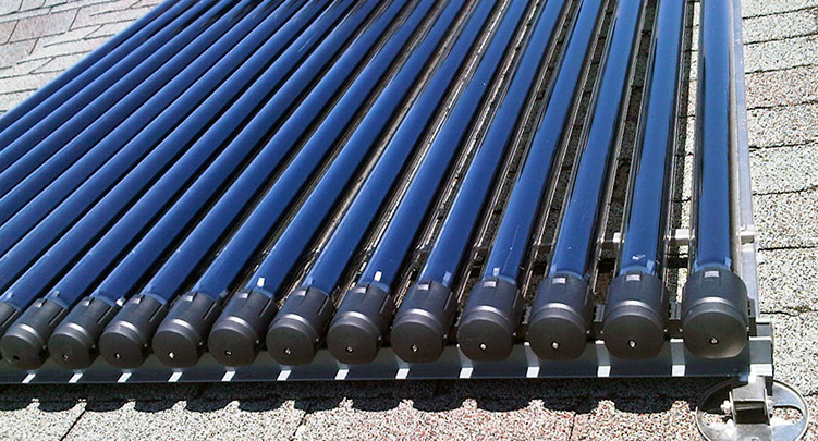 Solar Thermal  - Evacuated Tube Collectors -  Solar Thermal Collectors  - Ontario