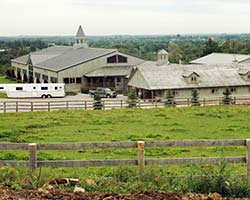 Private Residence & Stable